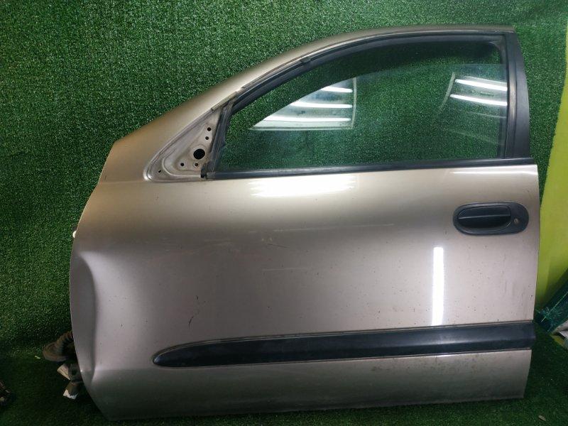 Дверь Nissan Almera N16 QG15DE 2005 передняя левая (б/у)