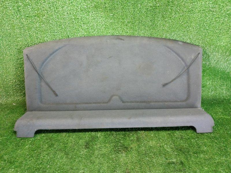 Полка в багажник Nissan Almera N16 QG15DE 2005 (б/у)