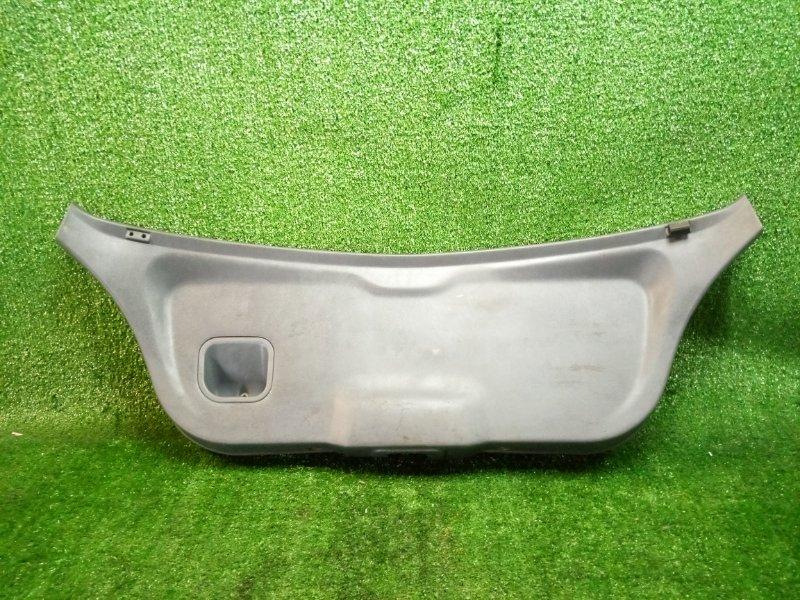 Обшивка багажника Nissan Almera N16 QG15DE 2005 (б/у)