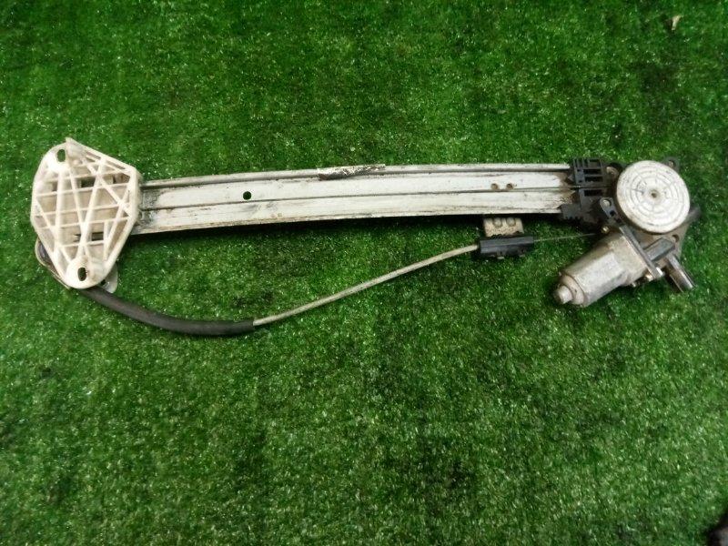 Стеклоподъемник Honda Accord CU1 задний левый (б/у)