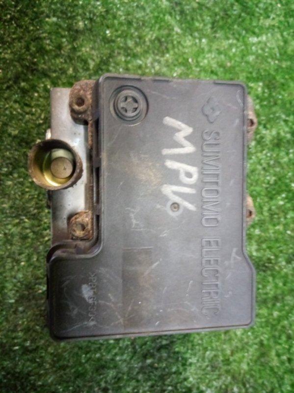 Блок abs Mazda Mpv LW 1999 (б/у)