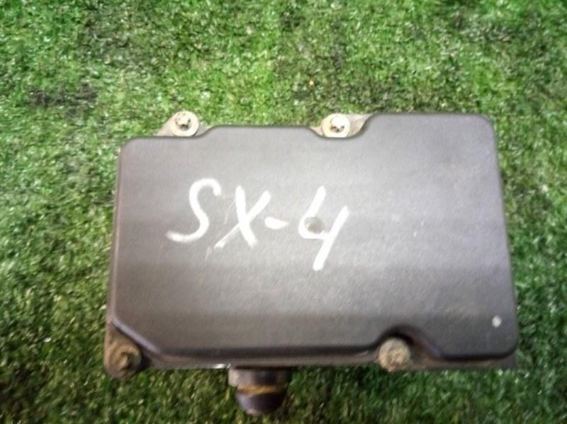 Блок abs Suzuki Sx4 GY M16A 2007 (б/у)