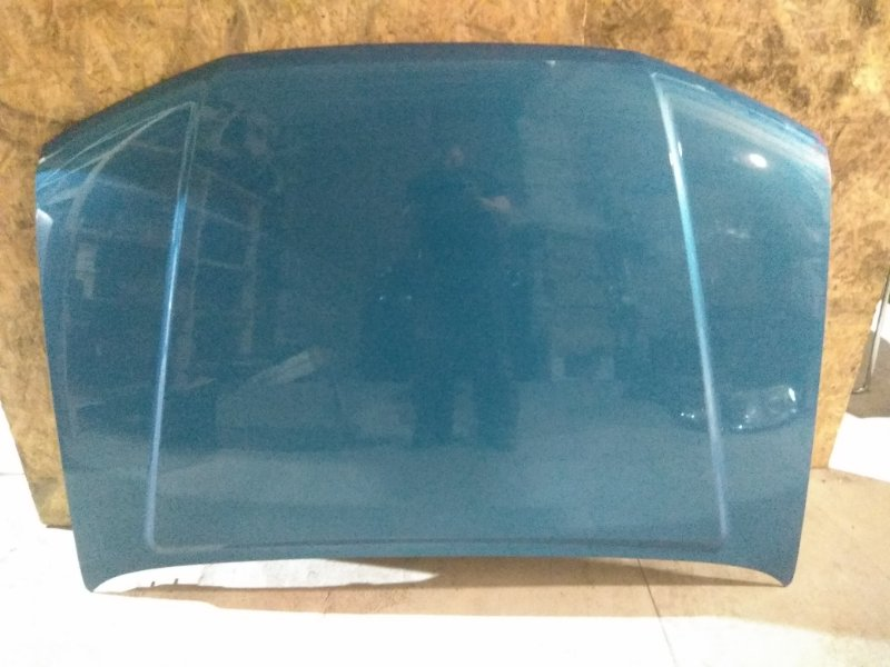 Капот Nissan Navara D40 YD25 2007 (б/у)