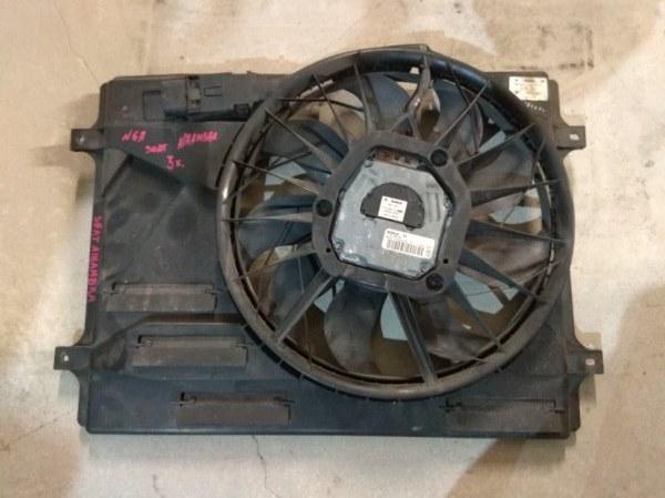 Диффузор вентилятора Seat Alhambra BRT 2003 (б/у)
