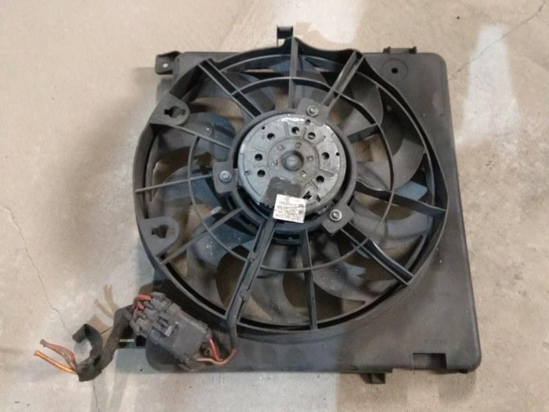 Диффузор вентилятора Opel Astra H 1.7 TD 2009 (б/у)