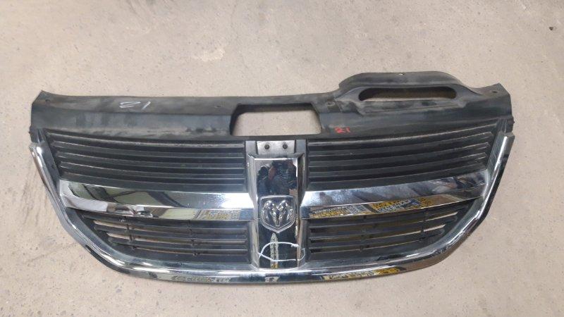 Решетка радиатора Dodge Journey BWD 2009 (б/у)