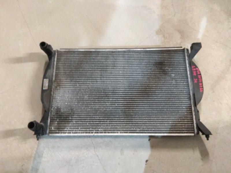 Радиатор основной Audi A4B6 AVF 2002 (б/у)