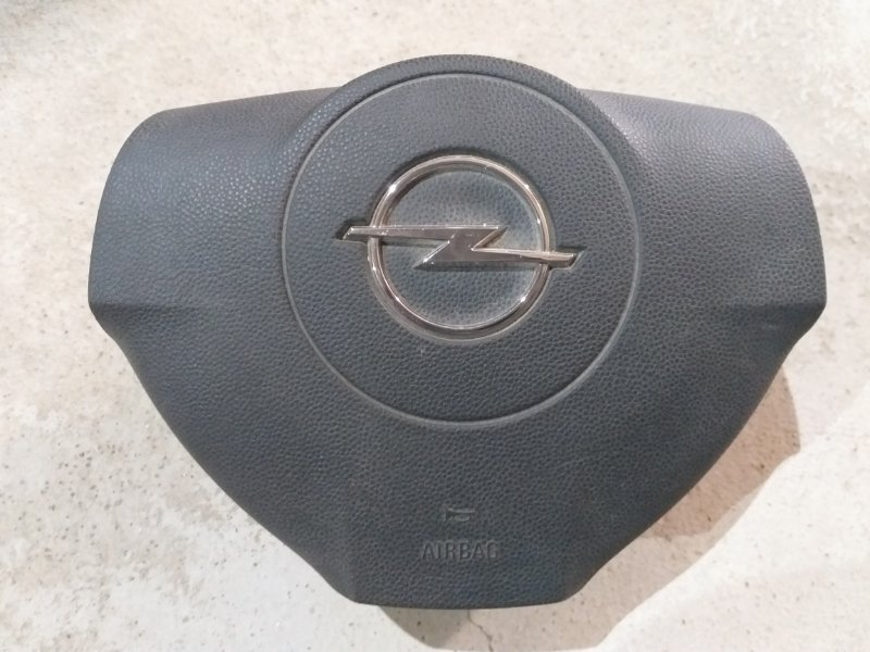 Подушка безопасности в руль Opel Astra H 1.9 2006 (б/у)