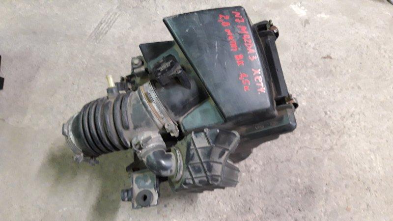 Корпус воздушного фильтра Mazda 3 Bk LF 2005 (б/у)