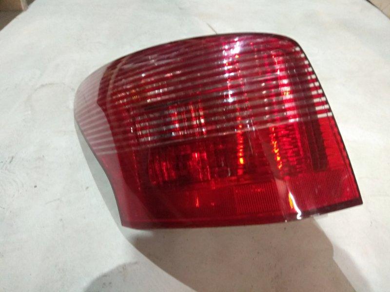 Фонарь Peugeot 407 RHR 2005 задний левый (б/у)