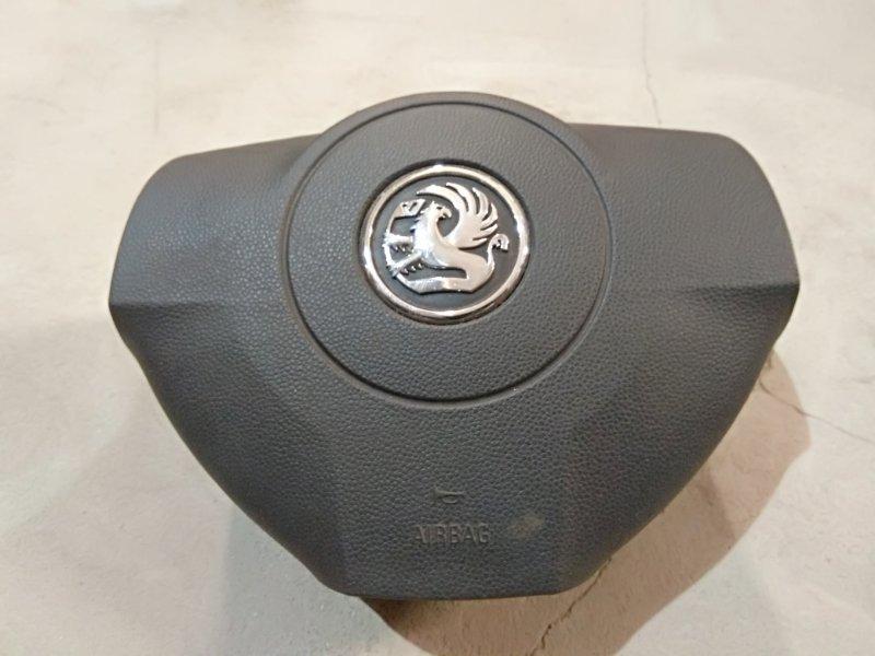 Подушка безопасности в руль Opel Astra H ХЕТЧБЭК 1.4 2006 (б/у)