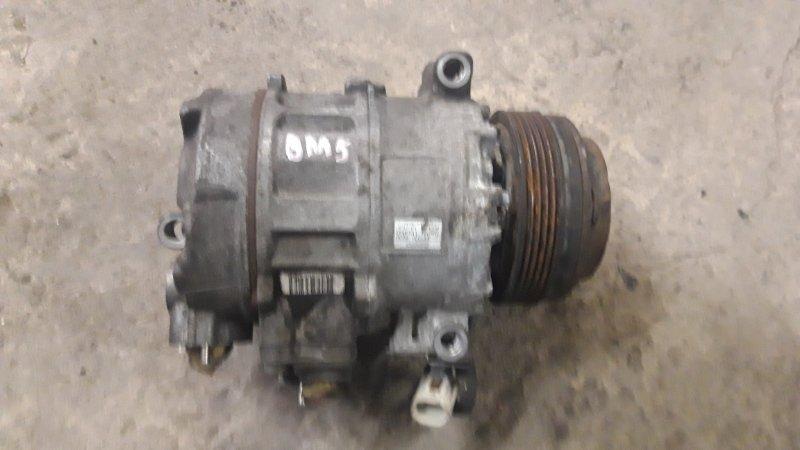 Компрессор кондиционера Opel Astra G Z18XE 2003 (б/у)