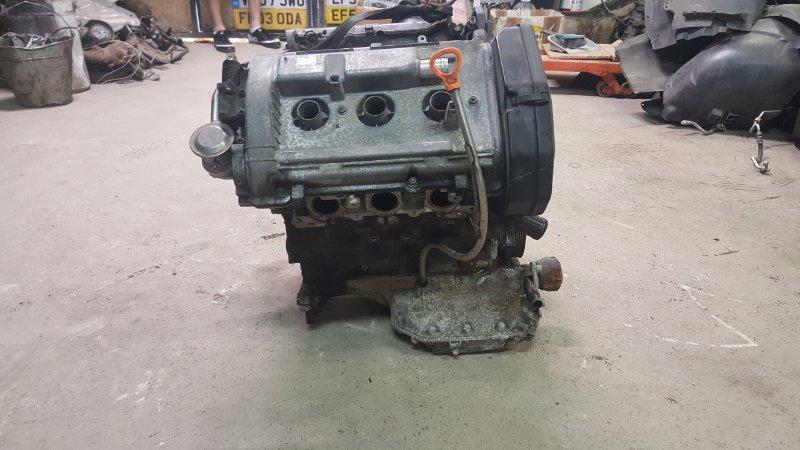 Двигатель Audi A4B6 BDV 2004 (б/у)