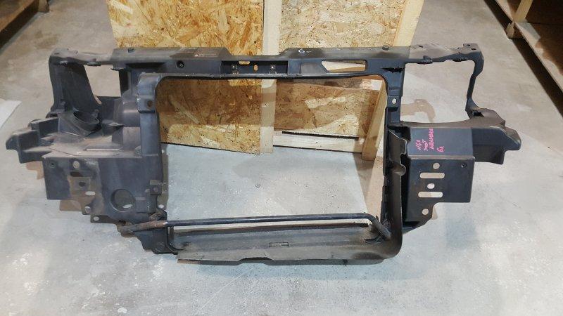 Передняя панель Seat Alhambra BRT 2003 (б/у)