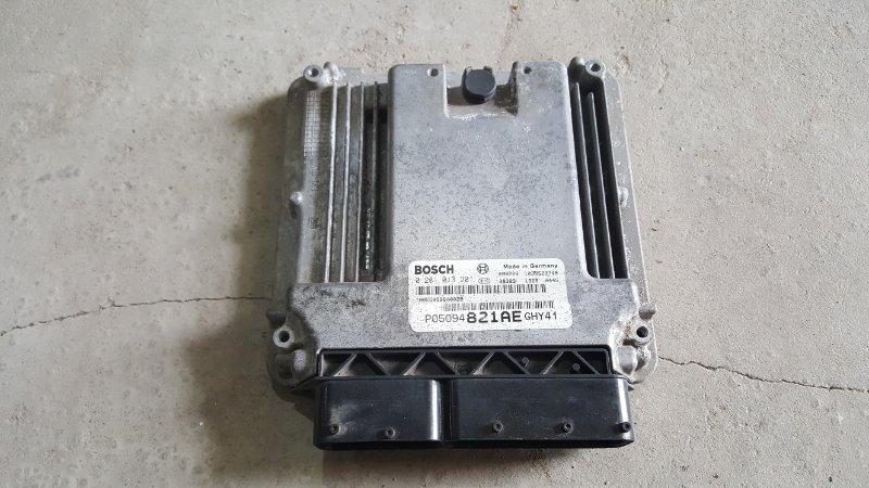 Блок управления двигателем Dodge Journey BWD 2009 (б/у)