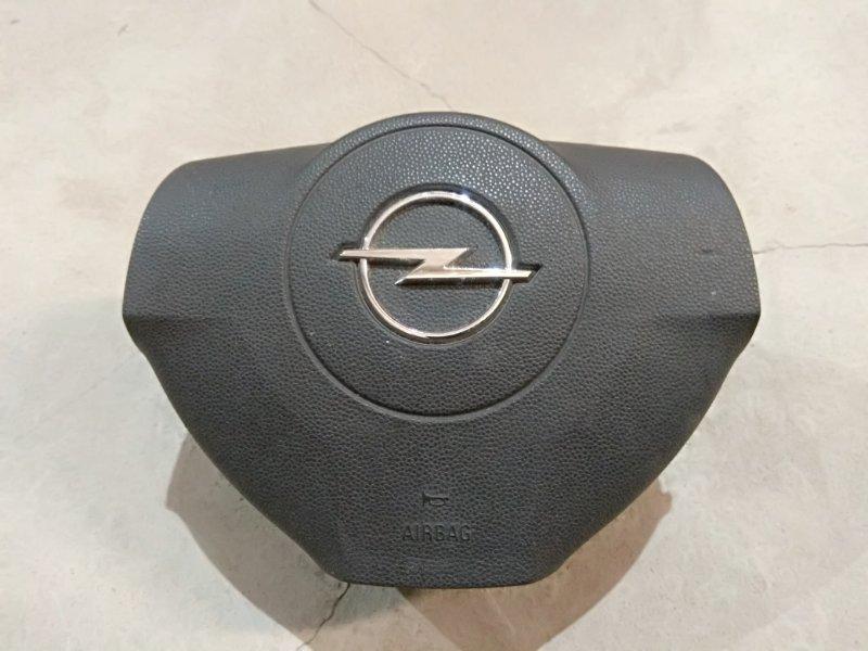 Подушка безопасности в руль Opel Astra H 1.7 TD (б/у)