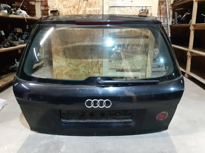 Крышка багажника Audi A4B6 2 2004 (б/у)