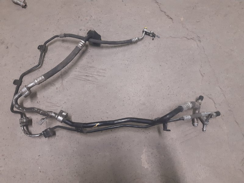 Трубка кондиционера Volkswagen Crafter BJM 2008 (б/у)