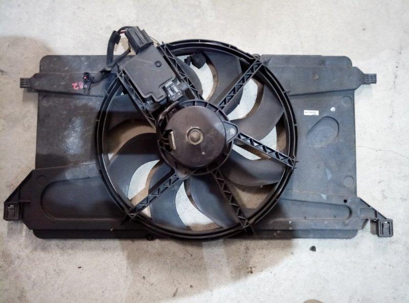 Диффузор вентилятора Ford Focus 2 08-11 1.6 2008 (б/у)
