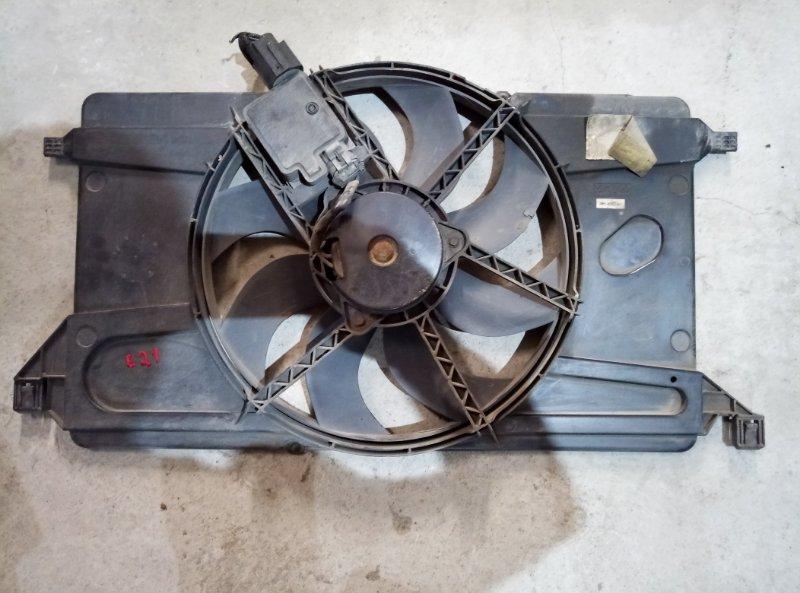 Диффузор вентилятора Ford Focus 2 08-11 1 2008 (б/у)