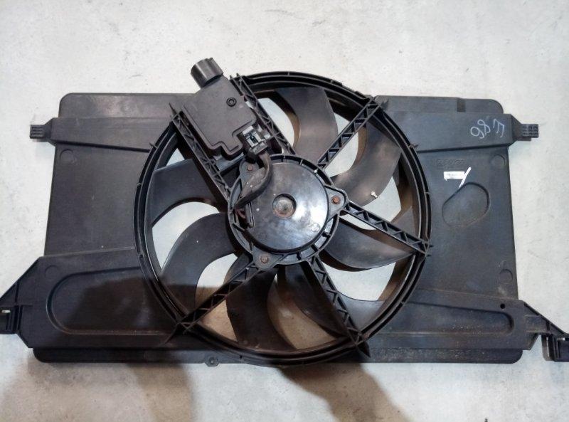 Диффузор вентилятора Ford Focus 2 05-07 СЕДАН 1.6 2005 (б/у)