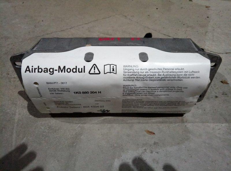 Подушка безопасности в торпедо Volkswagen Golf 5 BLF 2006 (б/у)