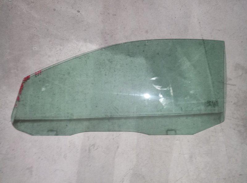 Стекло двери Ford Focus 2 08-11 ХЕЧ 3 ДВ 1.6 2009 переднее левое (б/у)