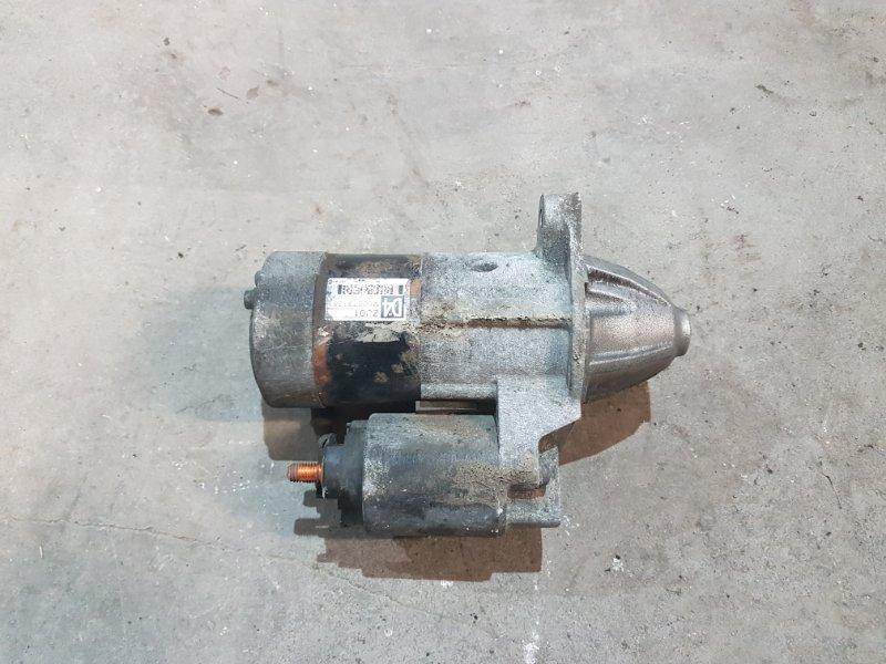 Стартер Mazda 3 Bk ХЕТЧБЭК 1.6 2006 (б/у)
