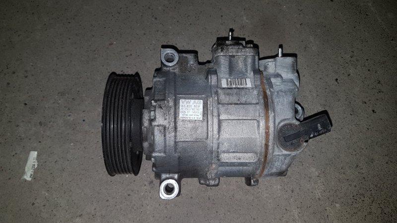 Компрессор кондиционера Volkswagen Golf 5 BLF 2006 (б/у)