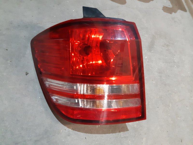 Фонарь Dodge Journey 2.4 2009 задний левый (б/у)