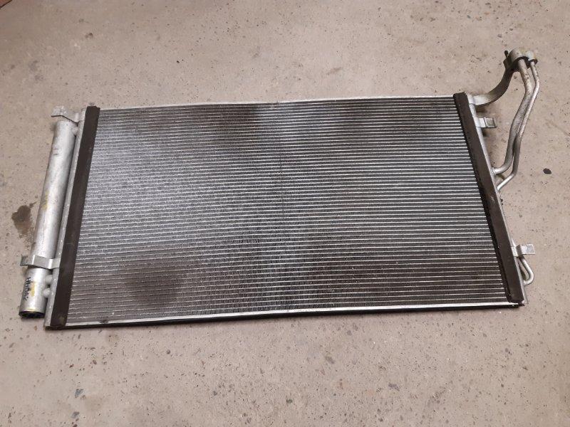 Радиатор кондиционера Hyundai Sonata 6 YF 2.4 2013 (б/у)