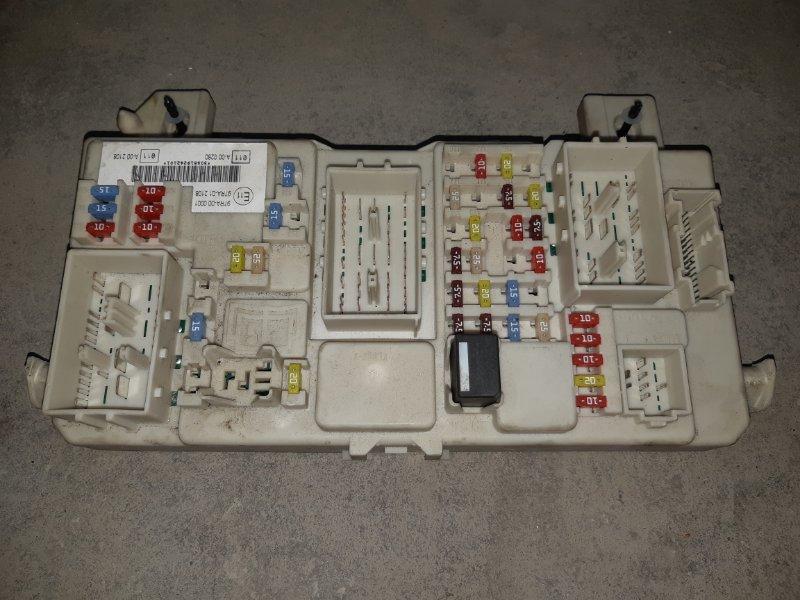 Блок предохранителей салонный Ford Focus 2 05-07 1.8 (б/у)
