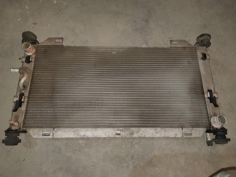 Радиатор основной Ford Focus 1 1.6 ZETEC SE 2004 (б/у)