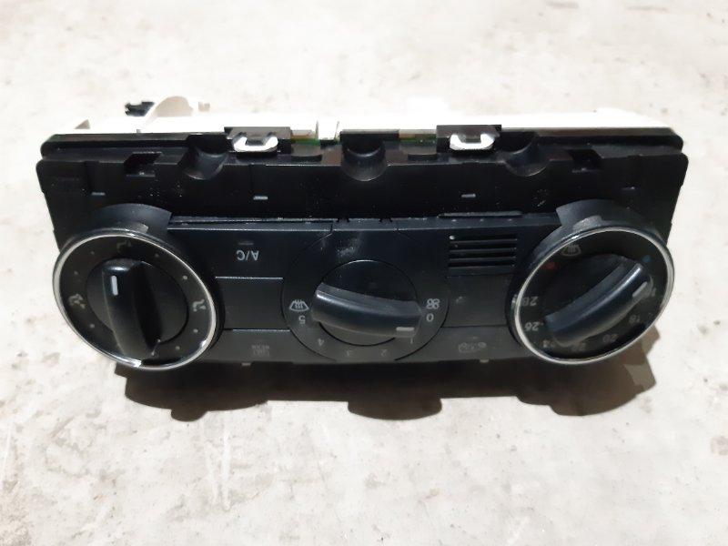 Блок управления климат-контролем Mercedes-Benz А160 W169 1.8 266120 2012 (б/у)