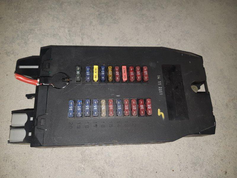 Блок предохранителей Mercedes-Benz Spinter 2.2 611987 2002 (б/у)