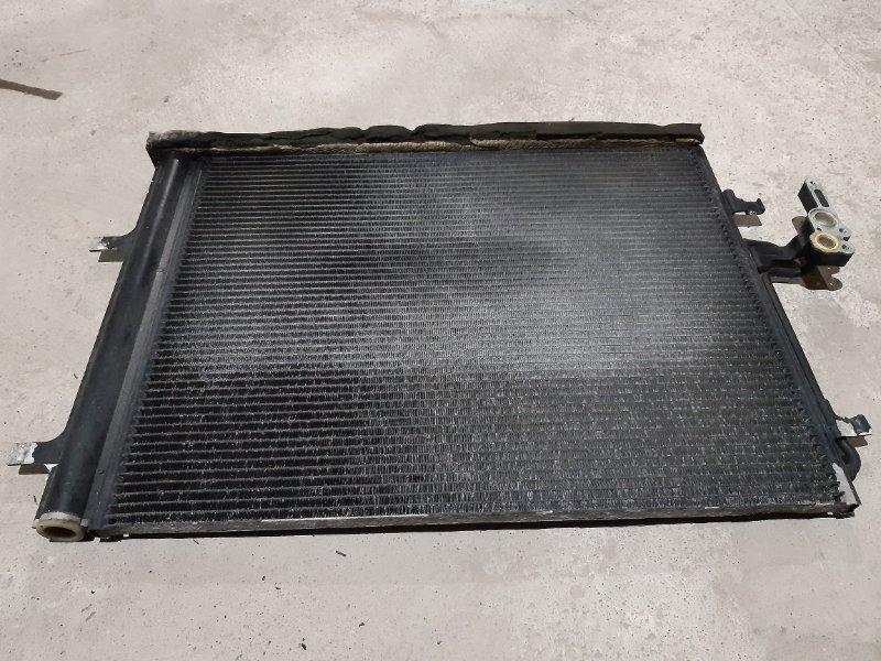 Радиатор кондиционера Ford Mondeo 4 2.3 2008 (б/у)