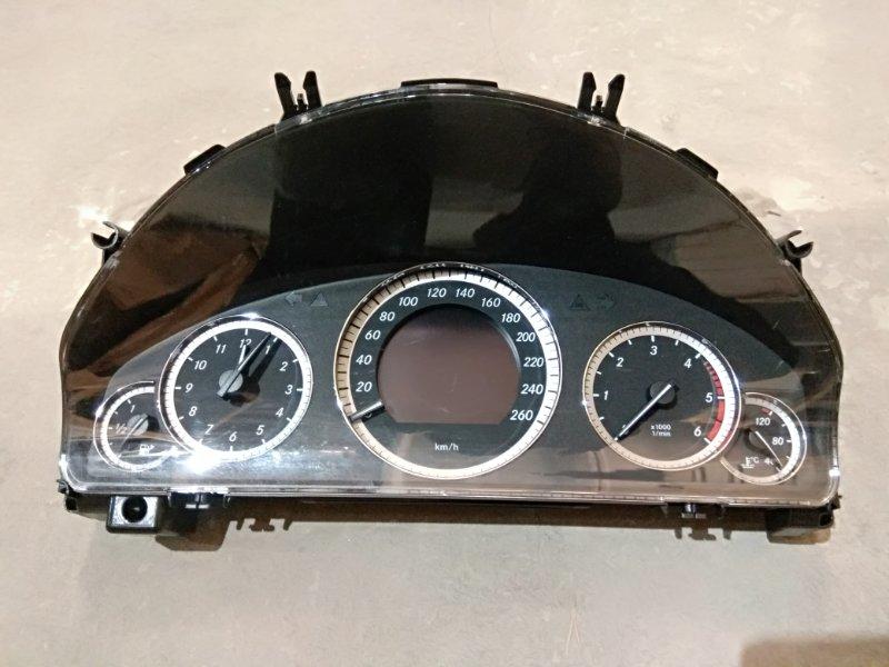Панель приборов Mercedes-Benz А160 W169 1.8 266120 2012 (б/у)