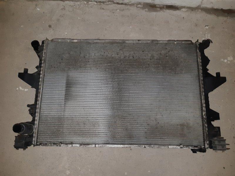 Радиатор основной Volkswagen Transporter T5 2.5 AXD 2005 (б/у)