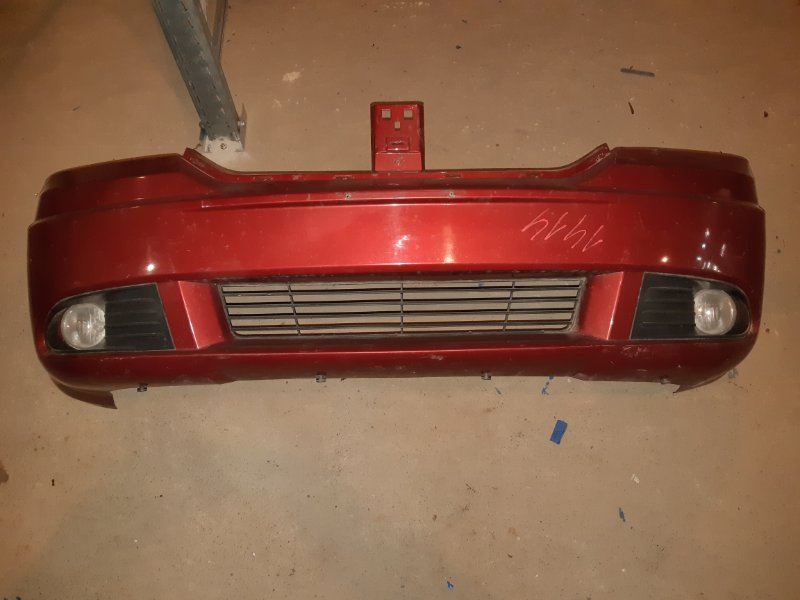Бампер Dodge Journey 2.4 2009 передний (б/у)