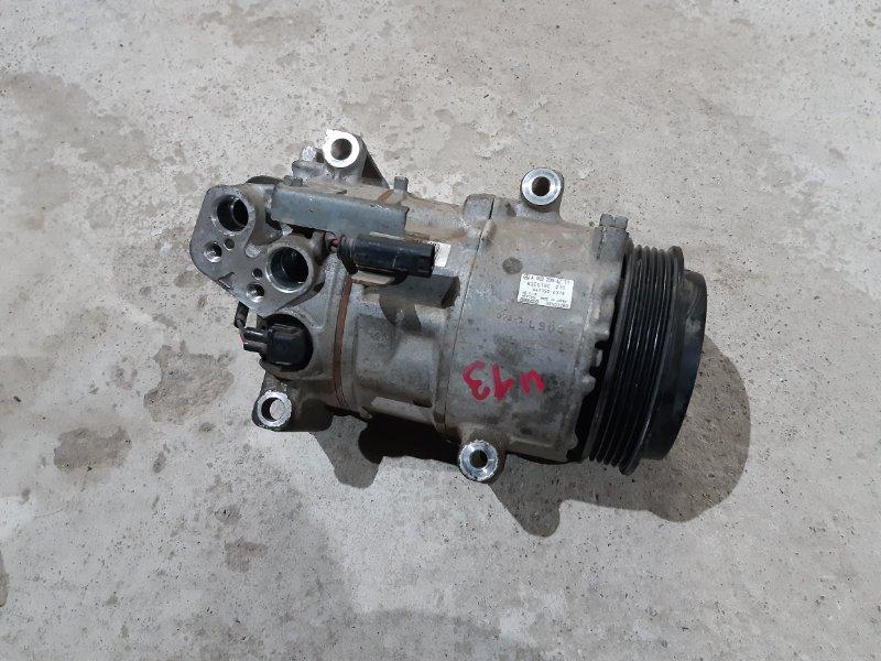 Компрессор кондиционера Mercedes-Benz А160 W169 1.8 266120 2012 (б/у)