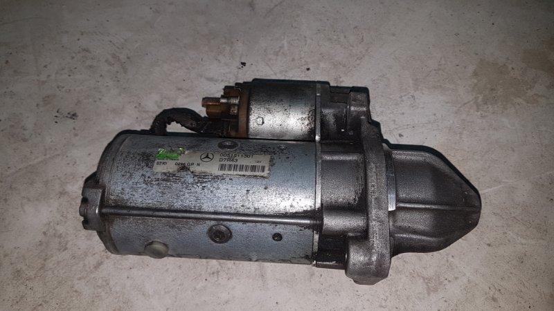 Стартер Mercedes-Benz Spinter 2.2 611987 2002 (б/у)