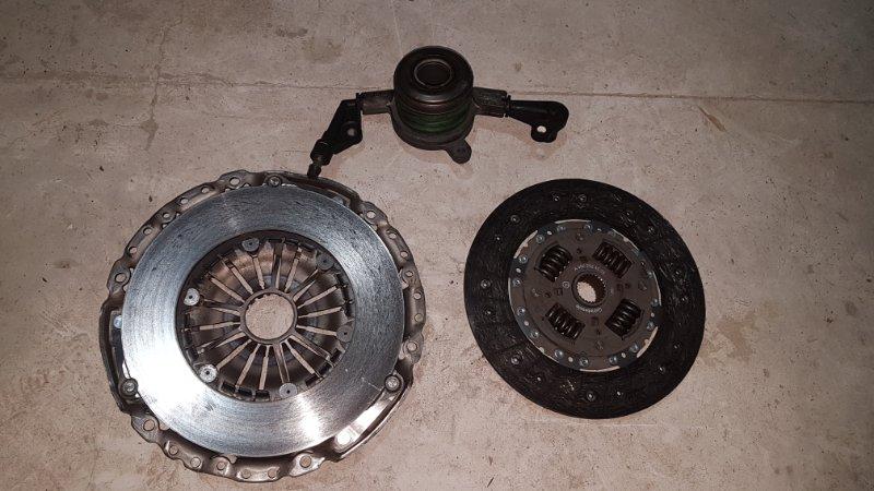 Комплект сцепления Mercedes-Benz Spinter 2.2 611987 2002 (б/у)