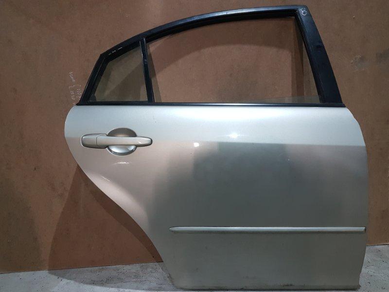 Дверь Mazda 6 Gg 2.0 LF 2003 задняя правая (б/у)