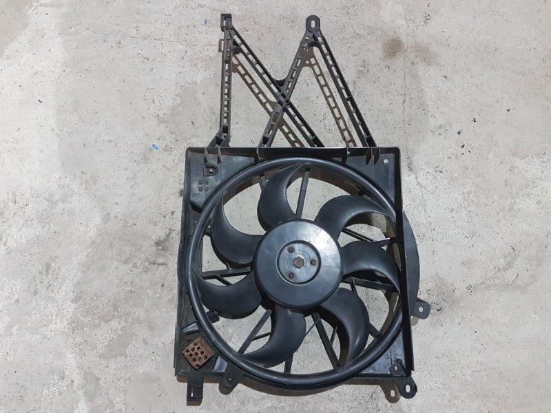 Диффузор вентилятора Opel Zafira A 1.8 Z18 XE 2001 (б/у)