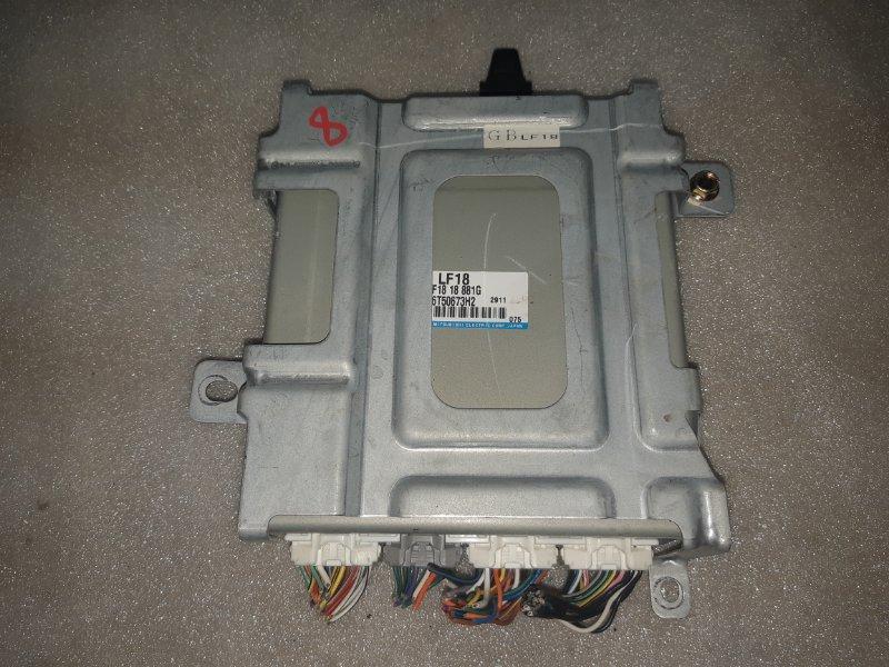 Блок управления двигателем Mazda 6 Gg 2.0 LF 2003 (б/у)