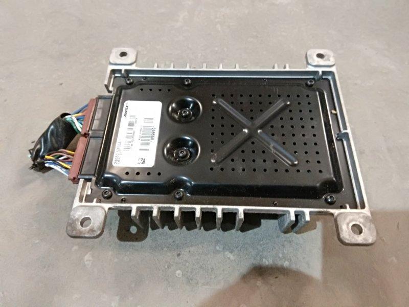 Усилитель акустической системы Nissan Navara D40 V9X 2012 (б/у)