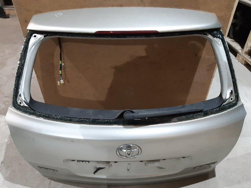 Крышка багажника Toyota Avensis 2 УНИВЕРСАЛ 2.0 2007 (б/у)