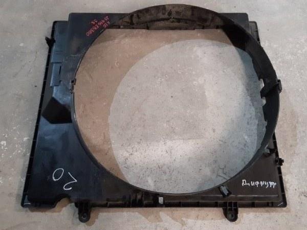 Диффузор вентилятора Nissan Navara D40 V9X 2012 (б/у)