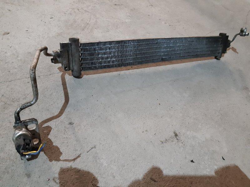 Радиатор кондиционера Nissan Navara D40 V9X 2012 (б/у)
