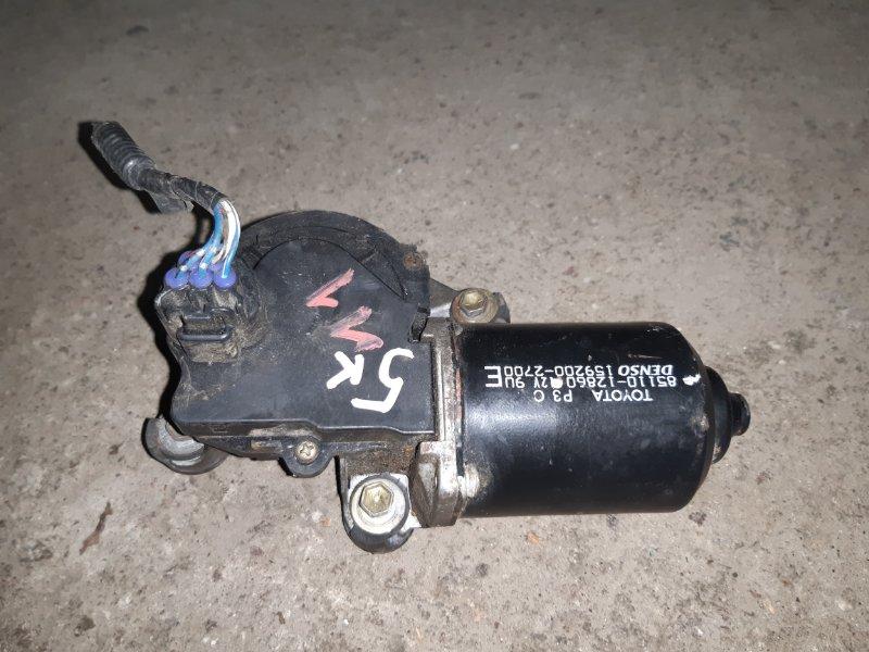 Моторчик стеклоочистителя Toyota Corolla E11 1.6 2000 (б/у)